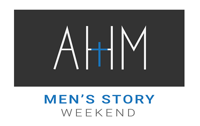 AHM Men's Story Weekends
